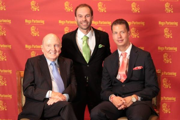 Jack Welch, Patrick Béland et JT Foxx
